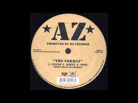 AZ - The Format (Instrumental)