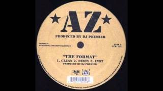 AZ - The Format (Instrumental)