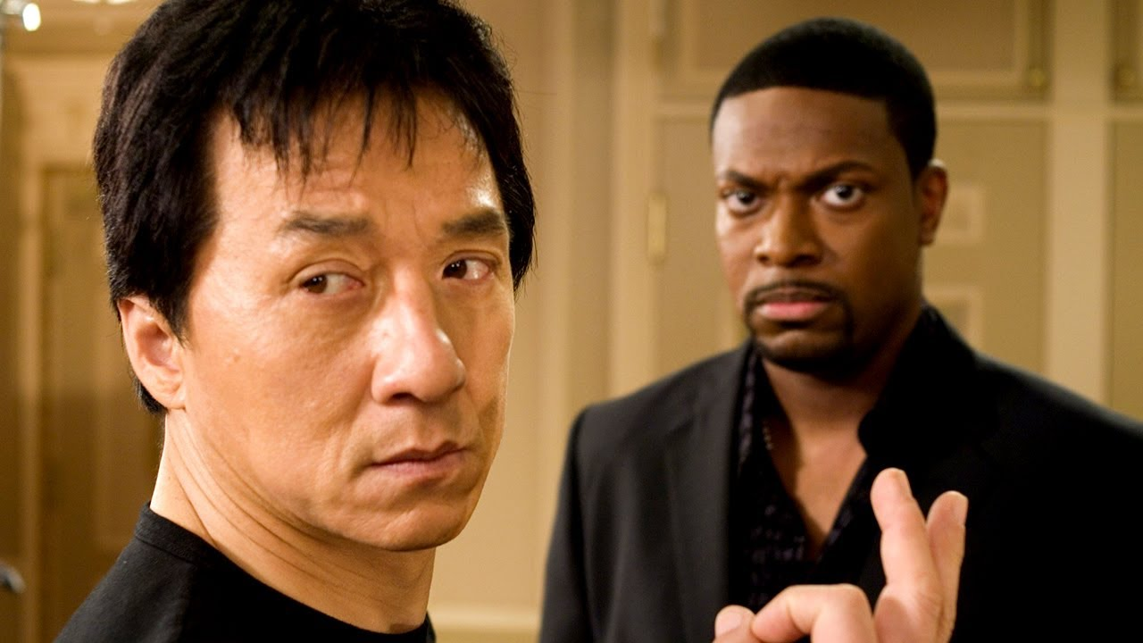 Chris Tucker Talks About Rush Hour 4 and Jackie Chan - YouTube