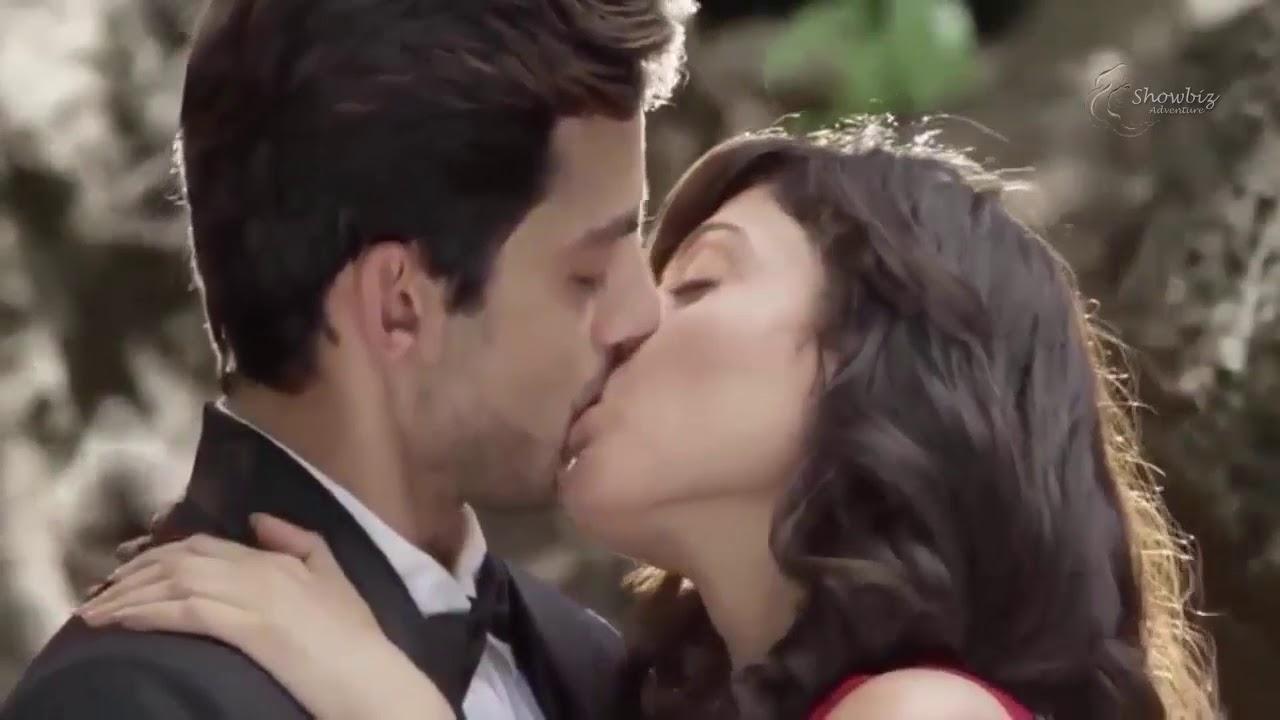 What is a lip lock kiss