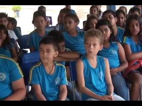 Escolas municipais de Confresa recebem palestras de educação socioambiental