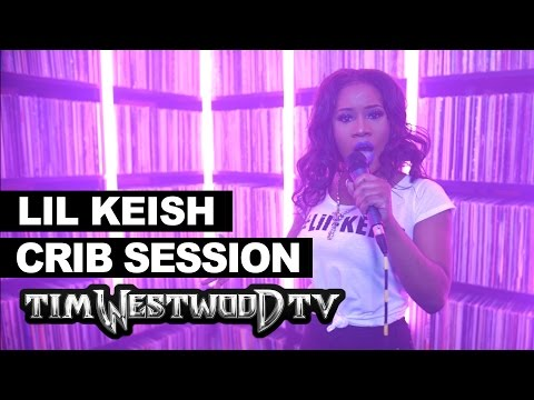 Lil Keish freestyle - Westwood Crib Session