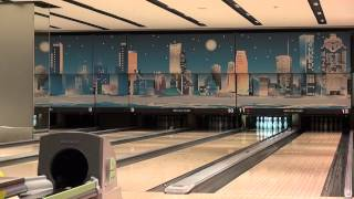 2014 Japan Trip - Bowling at The Prince Park Tower in Tokyo (Part 1)
