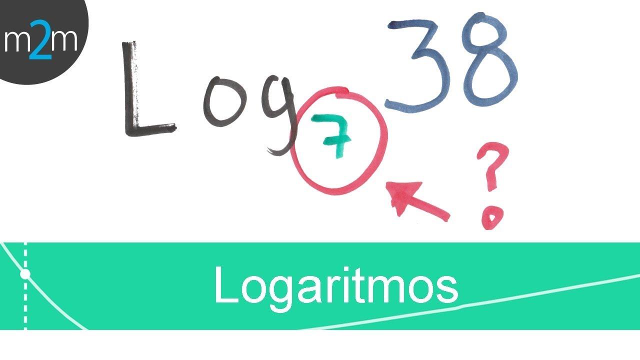 Propiedad para cambiar de base a un logaritmo