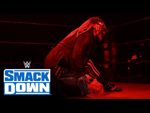 """The Fiend"" Bray Wyatt reemerges to take out Alexa Bliss: SmackDown, July 31, 2020"