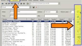 Tutorial CDex: extraer y convertir pistas de audio