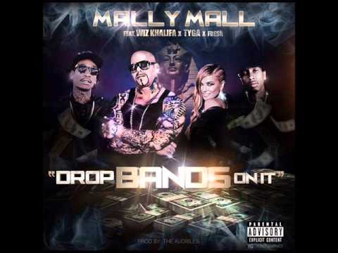 Wiz khalifa feat. mally mall & tyga - Drop Bands On It (Official Music)