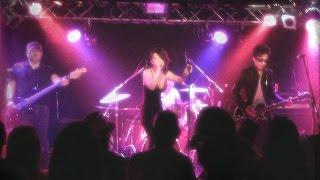 土屋アンナのコピーバンド【ブラック・スッコロンダーズ】です♬ 女性Vo....