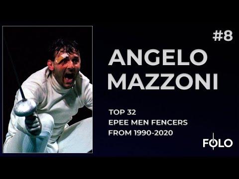 №8 Angelo Mazzoni