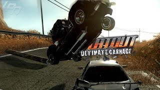 FLATOUT ULTIMATE CARNAGE Part 25 - Street Finale (PC) / Lets Play Flatout UC