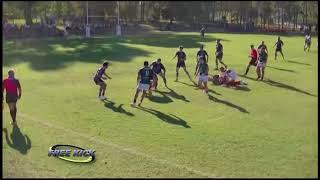 Torneo Oficial de Rugby Cordobés 2018  - Fecha 1 - Urú Curé 22   Jockey V M  15