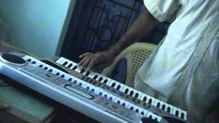 Kasthuri Manakkunnallo Kate Nee Varumbol Keyboard Played by Pradeep Kumar M on 17 02 2013