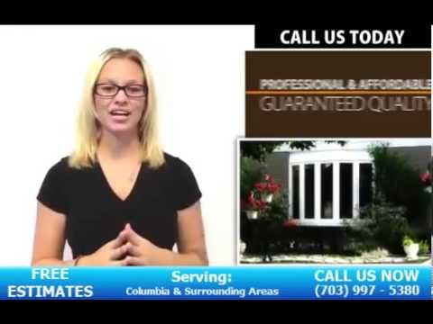 Windows Replacement Columbia - FREE Estimates | Call Us NOW
