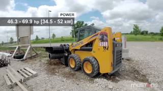 Mustang Mid-Frame R Series Skid Steer Loaders Thumbnail