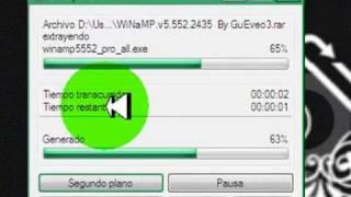 WiNaMp PrO 5 552 FuLL!!!