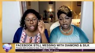 Baixar Diamond and Silk go off on Facebook