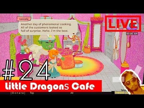 Little Dragons Cafe : LIVE 24 thumbnail
