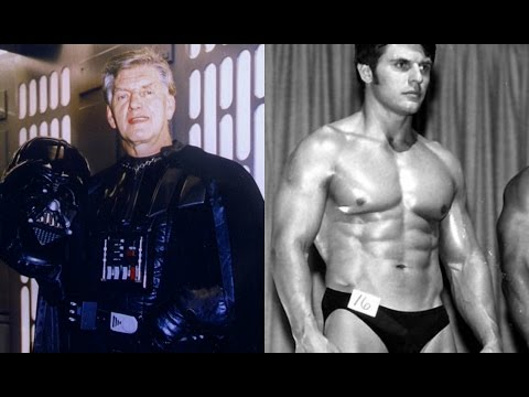 Darth Vader was actually a Bodybuilder?