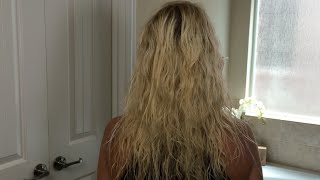 Argan Oil on Hair; how to get perfect natural curls and waves Thumbnail