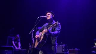 Steve McQueen, Brian Fallon & The Crowes, Park West, Chicago 9/20/16
