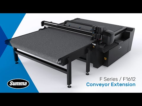 Video Summa / F Series / F1612 / Conveyor Extension 3GP MP4