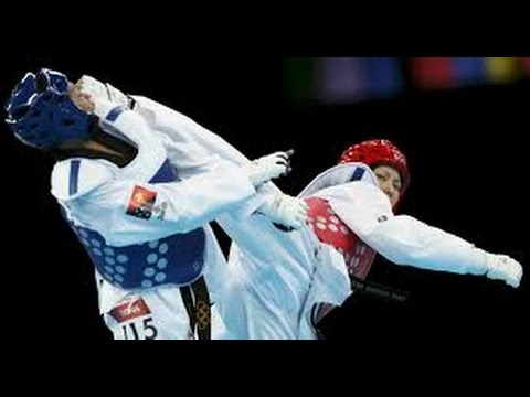 Como Aprender a Patear en el Taekwondo- Hogar Tv  por Juan Gonzalo Angel