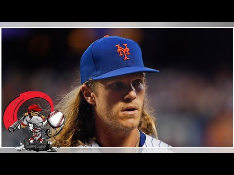 Noah Syndergaard Sidelined by Hand, Foot and Mouth Disease. Really.