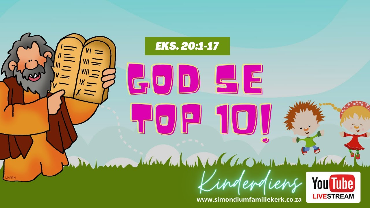 God se TOP 10!