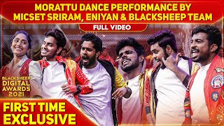 Vera Level Dance Performance by Micset Sriram, Eniyan & Blacksheep Team | Blacksheep Digital Awards