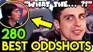 SHROUD'S TWIN BROTHER ?! - CS:GO BEST ODDSHOTS #280