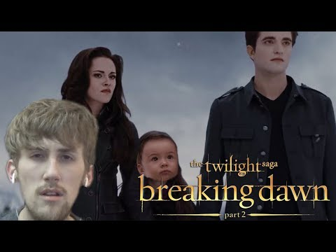 This Film Will Haunt Me... - Twilight: Breaking Dawn Part 2 Reaction