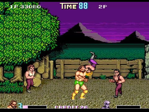 open-bor-double-dragon-reloaded-story-arcade-mode-magggas-greek-programmer