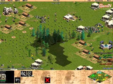 [AOE] 9x GameTV vs TPEC máy 9x GameTV C1.1 30/12/2012 - Tất Niên