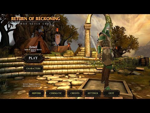 #11 *Shadow Warrior GamePlay* Return of Reckoning (WarHammer online)