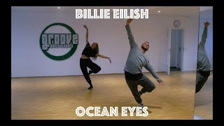 Billie Eilish - Ocean Eyes | Choreography by Giovanni | Groove Dance Classes