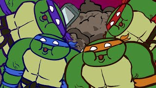 All Teenage Mutant Ninja Turtles Movies in 3 Minutes