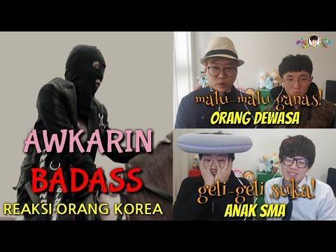 Orang Korea Mau Pingsan Menonton Video Klip Indonesia-(AWKARIN BAADSS)