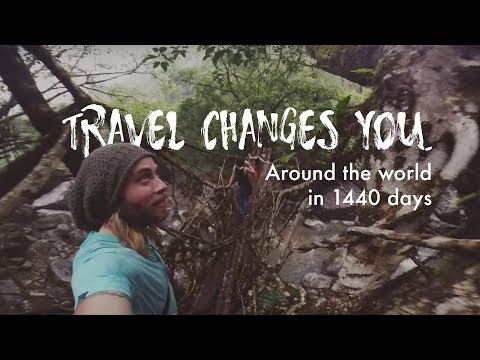 Epic Around The World Supercut - How Travel Changes Your Life