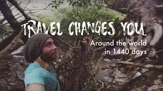 4 Years of Traveling the World -- The Choice is Yours (Choice Speech by Alan Watts)