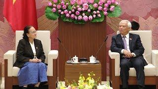 Tin Tức 24h Mới Nhất Hôm Nay : Tăng cường quan hệ hữu nghị Việt Nam - Campuchia