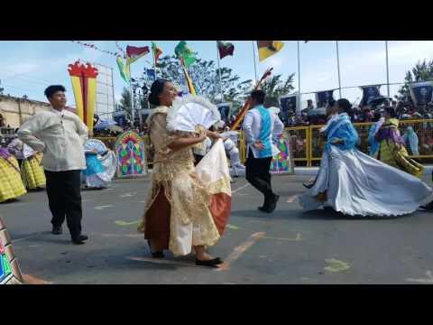 TRIBU KABUGWASON (CHAMPION) Salakayan festival 2017
