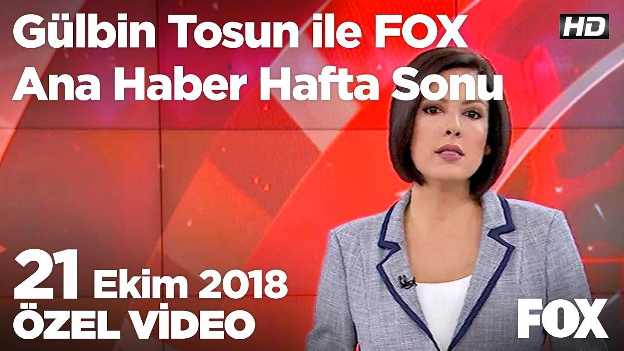 İlaçları için nöbete başlayacaklar... 21 Ekim 2018 Gülbin Tosun ile FOX Ana Haber Hafta Sonu