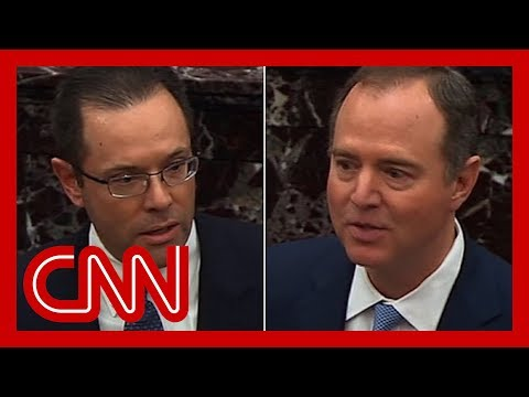Schiff fires back