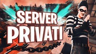SERVER PRIVATI ! REGALO SKIN A CHI VINCE ! | Fortnite Battle Royale | Standard