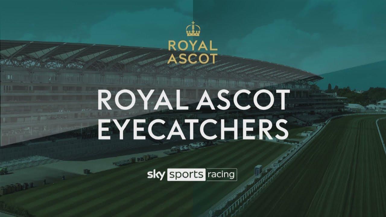Top 3 Royal Ascot 2021 Eyecatchers 👀
