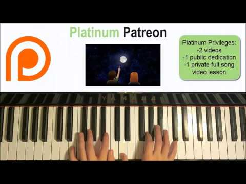 Everything's Alright - To the Moon OST | Patreon Dedication #16 (Piano Cover)
