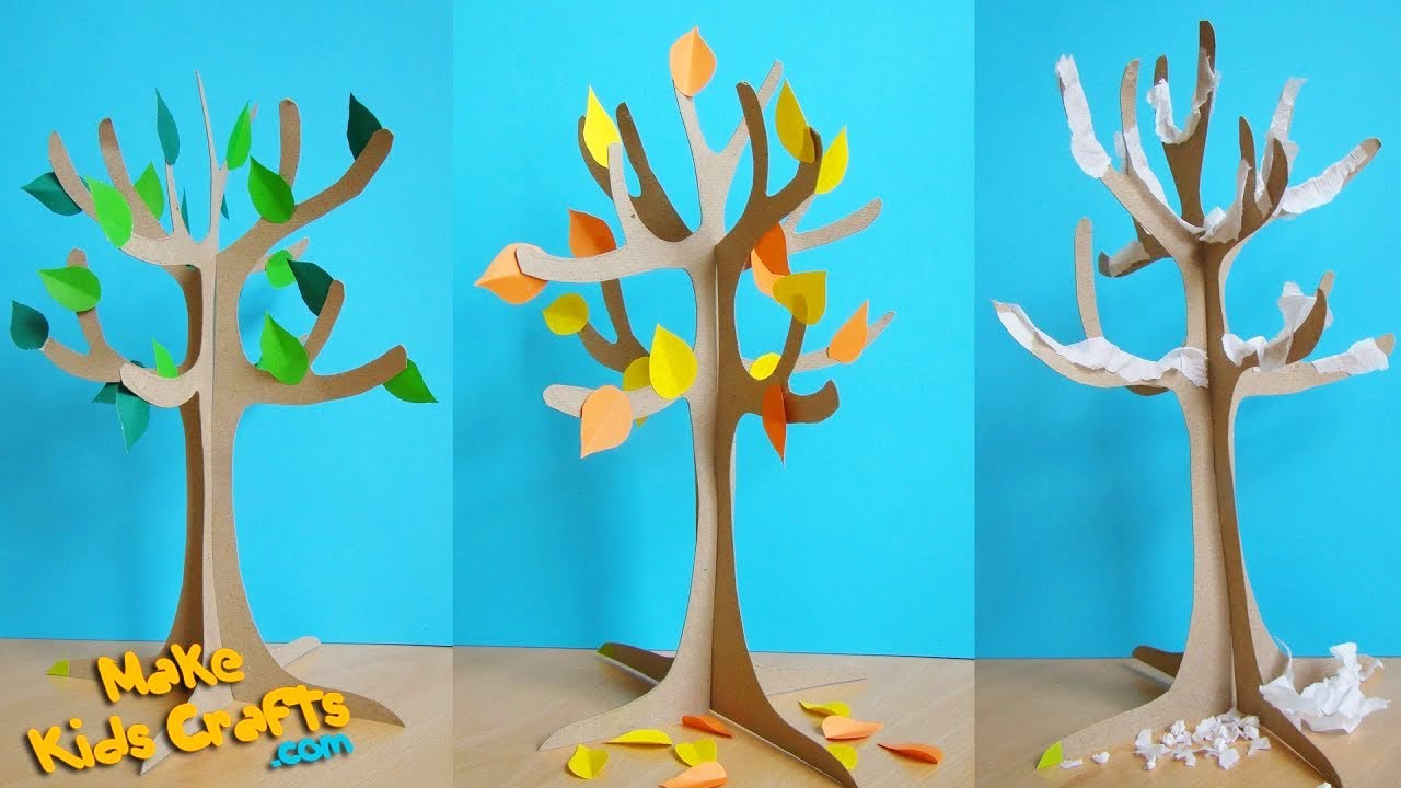 tree from paper