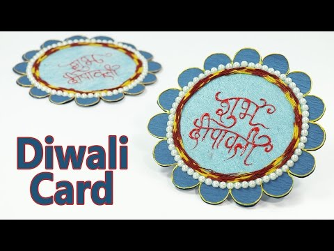 9 Diy Handmade Diwali Cards You Can Easily Make At Home Video Tuts