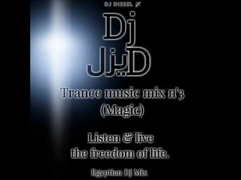 Trance Music Mix N'3 (Magic) By {Dj Diesel}