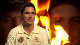 Aussie Cricket Team - Memorable Ashes Moments
